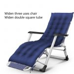Multifunction Modern and Simple Siesta Fold Chair Lazy Recliners with Backrest Beach Holiday Household Portable Sun Loungers Bed