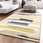140*200cm Bedroom Living Room Anti-slip Sofa Mats Pads Geometric Patterns Tatami Mat Soft Bedside Floor Mat Carpet Area Rugs Baby Playing Carpets - intl