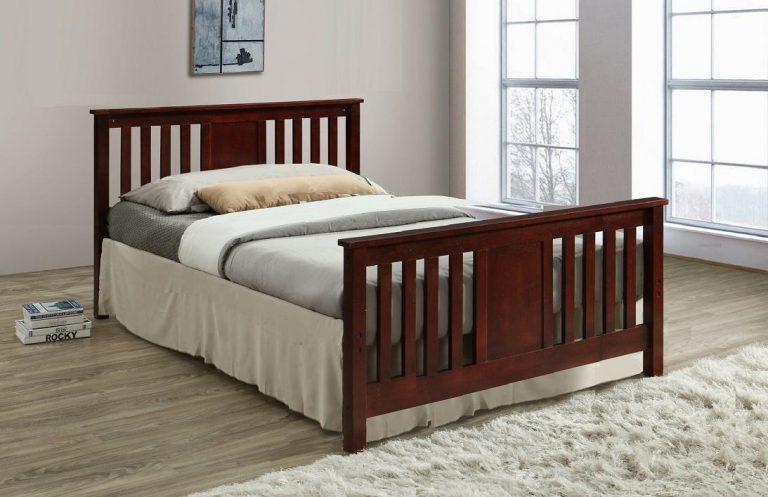 ihome-Martha Wooden Bed