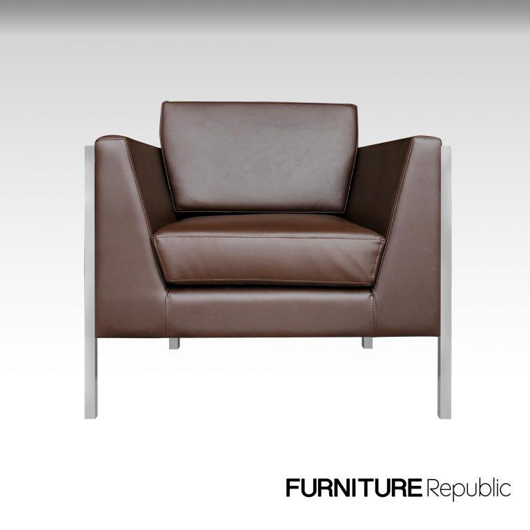 Furniture Republic Excel Office Sofa FEX8807-1S2
