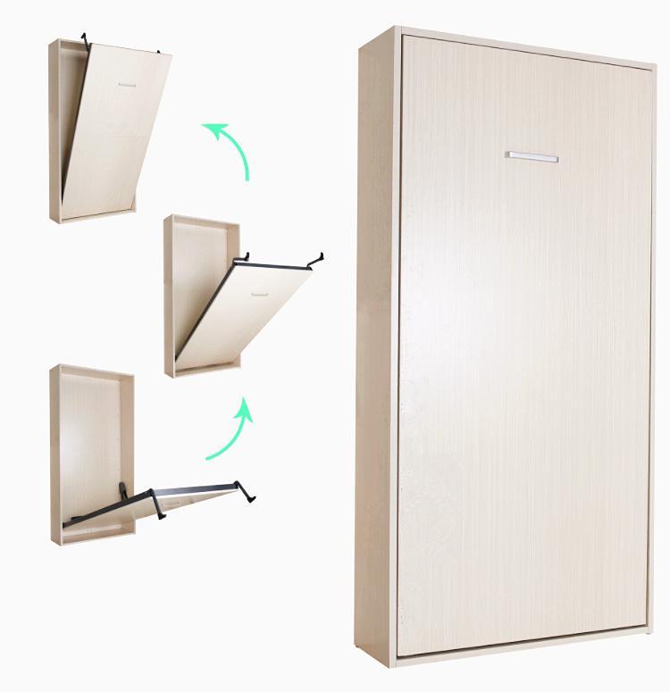 Murphy Bed Mechanism vertical