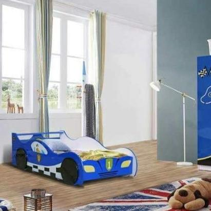 Kids Characterized Bed Frame