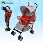 Cool Baby 818 Baby Stroller Portable Folding Infant Umbrella Stroller