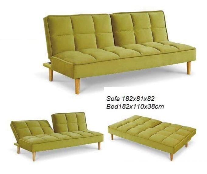 Sofa Bed Wooden Legs
