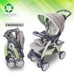 Mia Moda PREMIUM Four Wheel Baby's Traveling Stroller