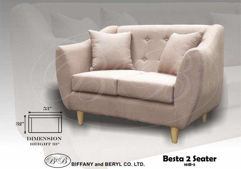 Besta 2 Seater