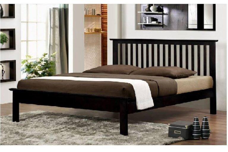 MyHomeIFC Howard Bed Frame 60x75 (Wenge)