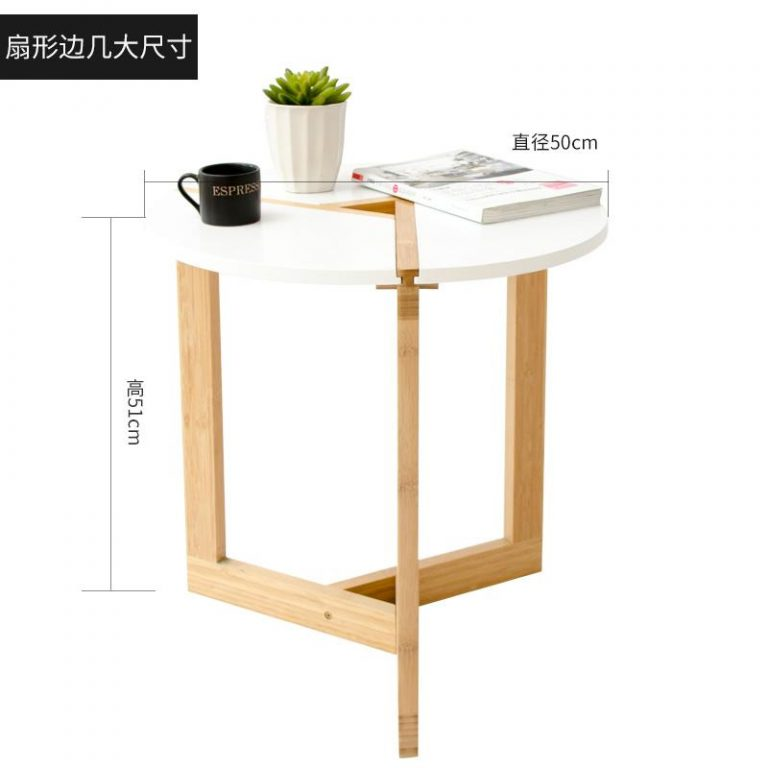 Modern Minimalist Coffee Table Living Room Creative Small Tea Table Sofa Side Table Bedroom Bedside Table Home Furniture