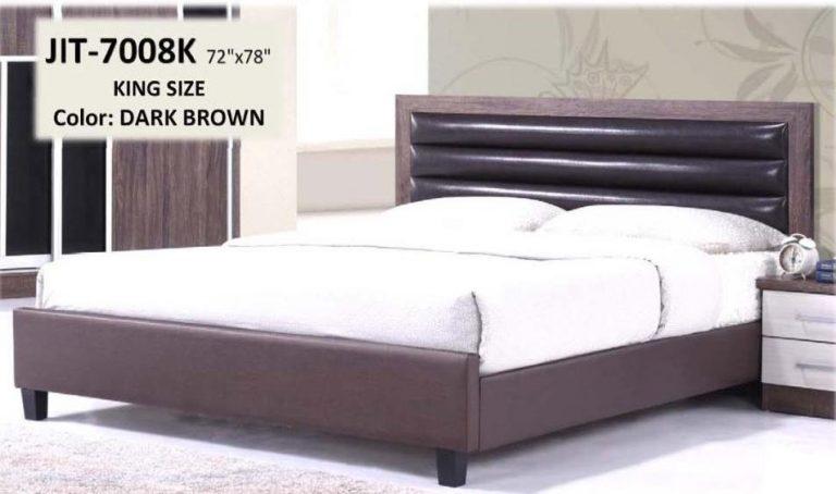 Padded Bed code:JIT-7008K 72x78(KING)