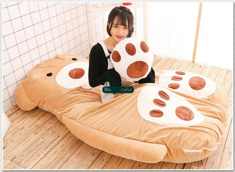 QUALITY cute dog STUFFED TOY BED(BUDGETPLUS)