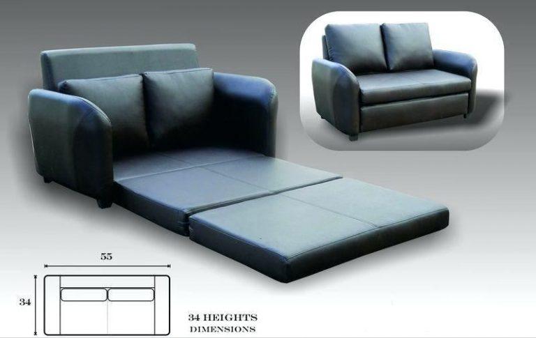 Golden Star Belize 2 Seater Sofa Bed