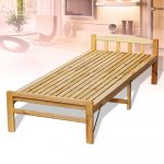 king bed wood material by Mulisen