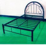 Metal Bed 36x75 (Single)