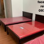 """BED FRAME / BED / CONDO BED / WOODEN BED / BED BOX /Single 36""""x75"""""""