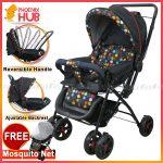 Phooenix Hub 830 Baby Stroller Pocket Travel Stroller  Foldable Stroller Push Chair Portable Stroller Baby Travel System