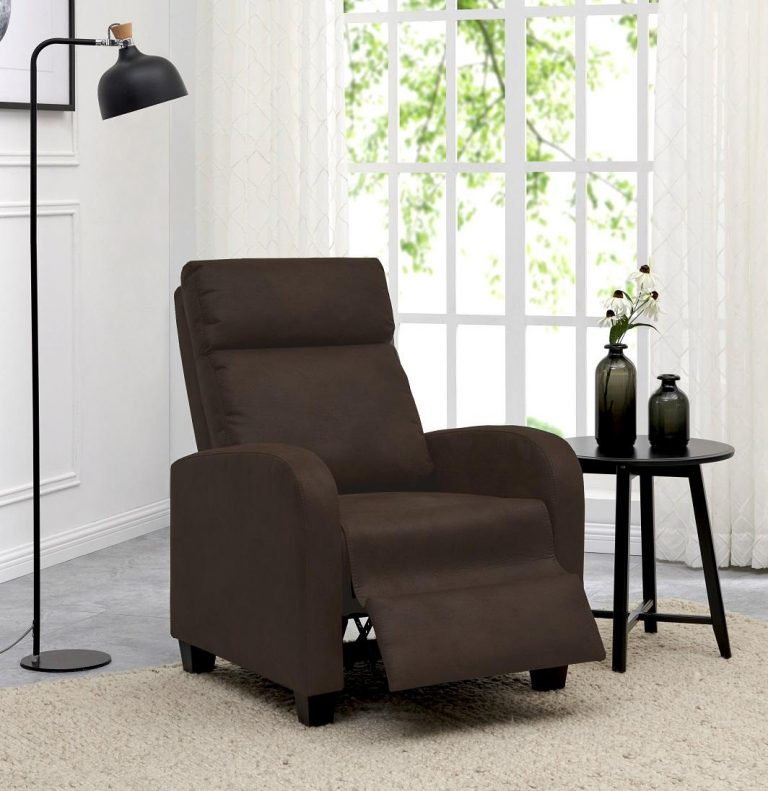 ihome Push Back Recliner Chair