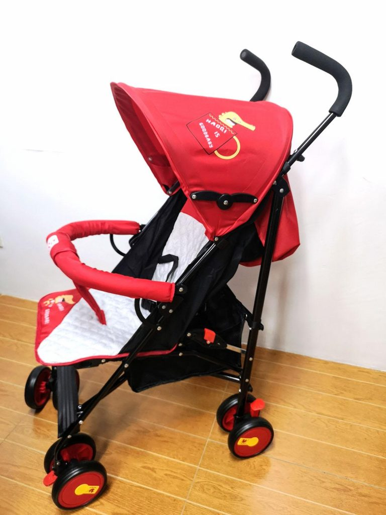 Baby Stroller with Hood (easy to fold) Model HQ-113