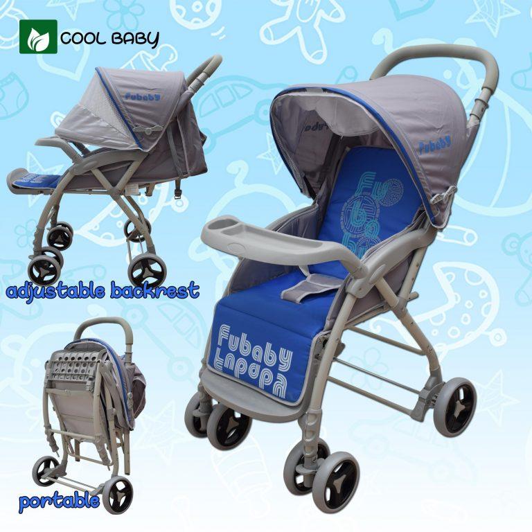 Cool Baby B202 Baby Stroller Portable Baby Infant Umbrella Stroller