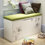 Household Folding Footstool Fashion Creative Clothing Store Sofa Stool Can Sit People Bench Storage Footstool