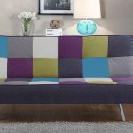 ihome Agape Multicolor Sofa Bed