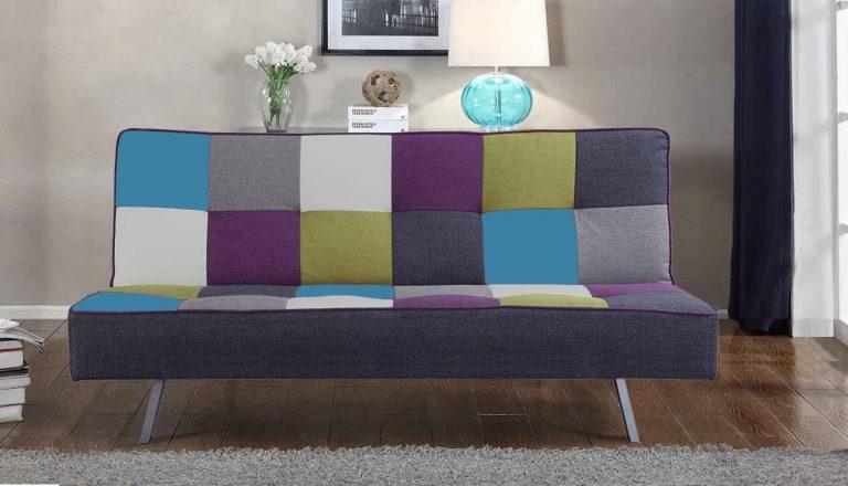 ihome Agape Multicolor Sofa Bed