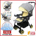 Phoenix Hub Baby Stroller Travel System  HP-712 Pocket Stroller Pockit Pushchair Food Tray High Quality Portable Stroller Multi Function