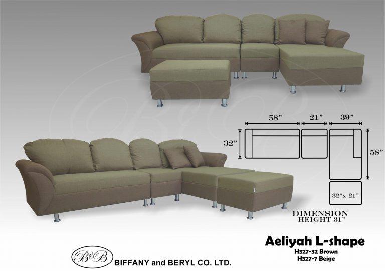 Aeliyah L-shape