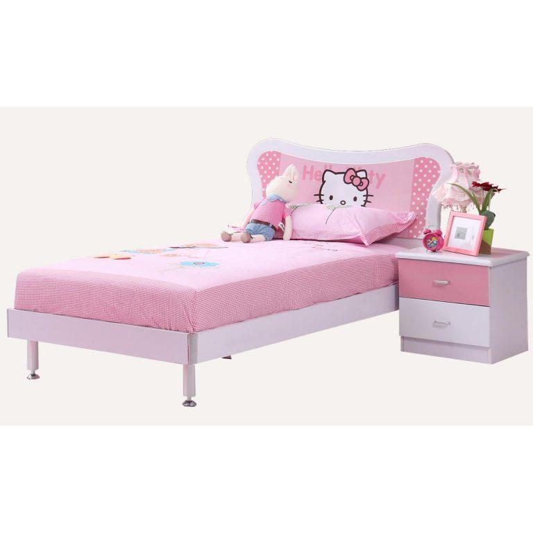 E.S Designs Hello Kitty Bed
