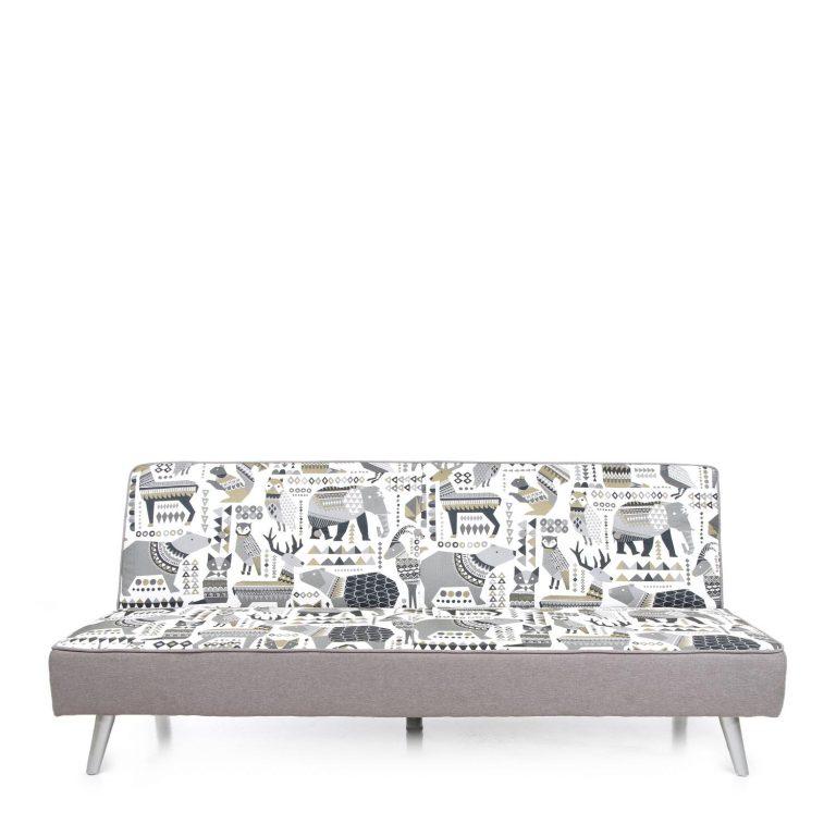 SM Home Baige Animal Sofa Bed