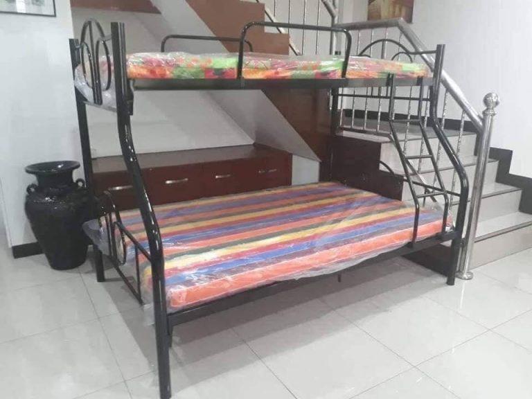 RTYPE BED WITH REGULAR FOAM