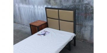 Krissen Avery Uphostered Single Bed (36x75)
