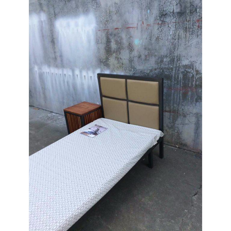 Krissen Avery Uphostered Single Bed (36x75)