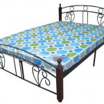 Levites Wooden Post Bed 54