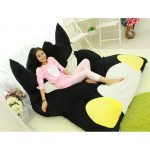 QUALITY Character Stuffed Toy Bed (BUDGETPLUS)