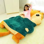 QUALITY Chipmunk Theodore Stuffed Toy Bed(BUDGETPLUS)