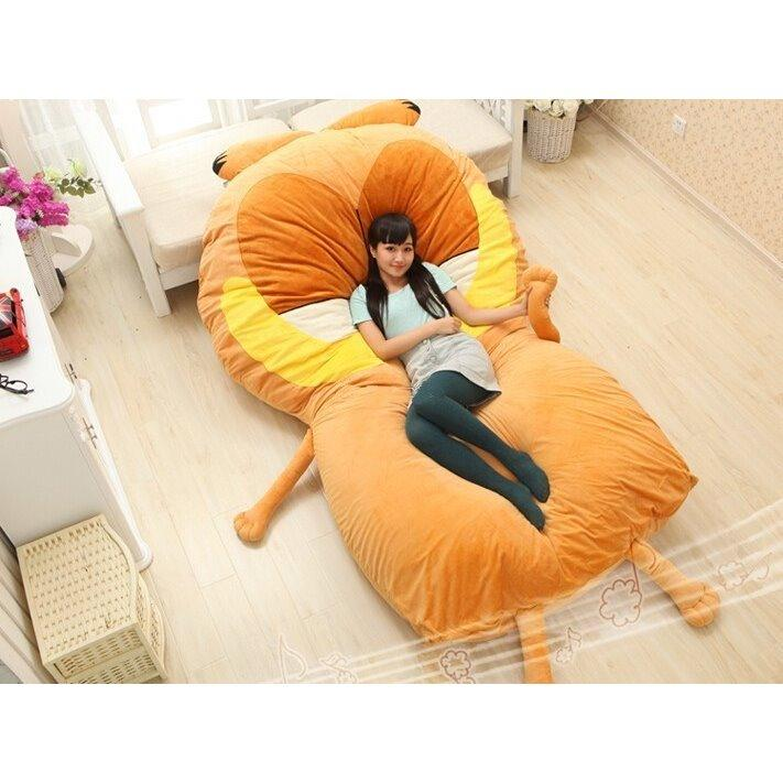 QUALITY Garfield Stuffed Toy Bed (BUDGETPLUS)