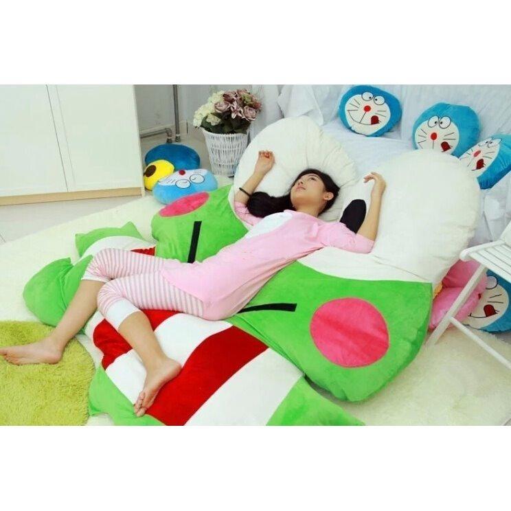 QUALITY Keroppi Stuffed Toy Bed (BUDGETPLUS)