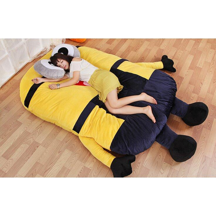 QUALITY Minions Stuffed Toy Bed (BUDGETPLUS)