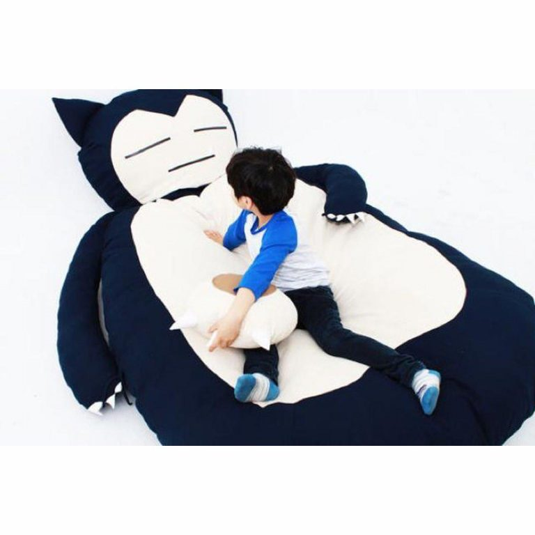 QUALITY Snorlax Stuffed Toy Bed (BUDGETPLUS)