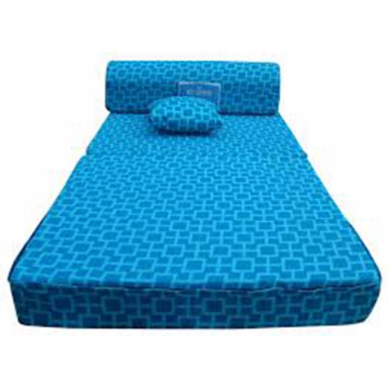 """Uratex Neo Sofa Bed (Blue) 60""""x75"""" (queen)"""