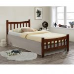 "Wooden Bed frame A-Shine 36""x75"" (single) Dimension: H- Headboard-91cm"