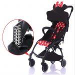 Baby Time Foldable Pocket Stroller