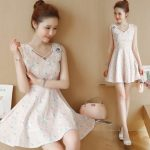 New Availability Korean Fashion Dress