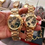 Authentic Mk Couple Watch Sale