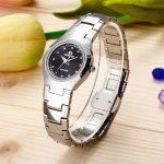 2018 New Style Product Waterproof Tungsten Steel Men Business Casual watch watches Fashion Quartz women Students watch watches Couple's watch watches