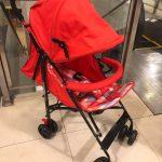 Baby Stroller *Umbrella Type Reclineable