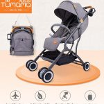Tumama Best Travel Lightest foldable baby stroller 3 in 1 Umbrella aluminum pram portable Compact