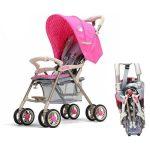 Foldable Stroller Push Chair Baby Trolley Baby Pram