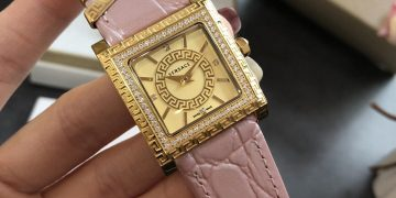 Versace-DV25 Anniversary series! Fashion women's Watch imported quartz movement