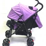 2019 Fortune Rich_Foldable Compact Baby Stroller